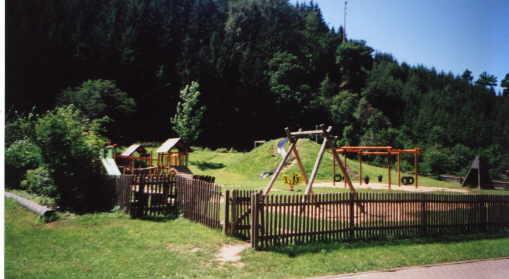 Bürgerbeteiligung: Investition für den Spielplatz in Leimbach geplant